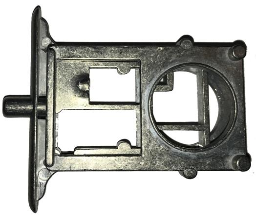 Commercial Toilet Door Locks - Global bathroom stall lock