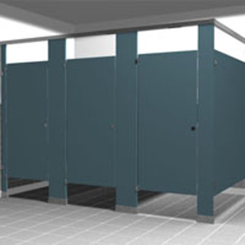 All American Baked Enamel Partitions