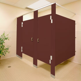 General Toilet Partitions
