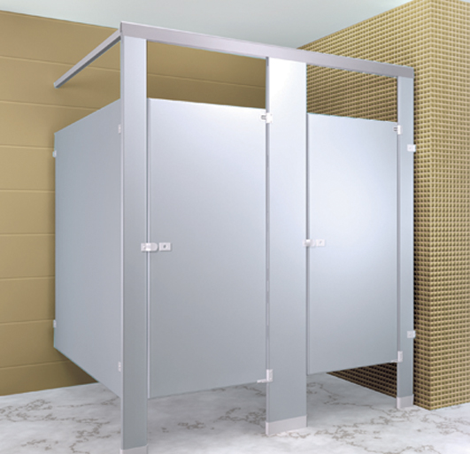 Metpar Stainless Steel Toilet Partitions