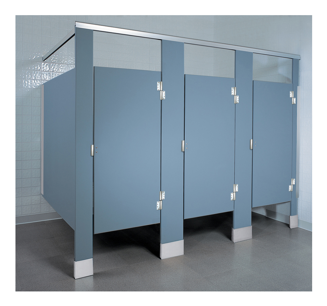 Solid Plastic Toilet Partitions HDPE Toilet Partitions - Solid plastic bathroom partitions